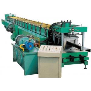 China Industrial Metal C Purlin Roll Forming Machine , Steel Roll Forming Machine on sale