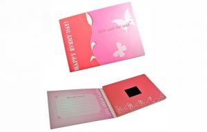 Quality Custom Paper Greeting Card Brochure Free Printable Cards 43 Inch Lcd For Sale