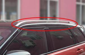 China OEM Accessories Auto Roof Racks For Land Rover Evoque 2012 , Luggage Roof Rack on sale