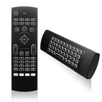 HTPC MX3 Backlit Air Mouse Remote Keyboard With 3 - Gyro And 3 - Gsensor