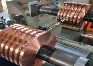 China C1100 Red Copper Foil Strip Tape Soft Temper For Electric Power Industry on sale