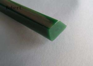 China Custom Industrial Extruded Polyurethane Rectangle Profile Strip Belt on sale
