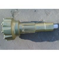 Middle Pressure DTH Drill Bits , Semi-Ballistic Insert Convex Face SD8 Hammer Bits