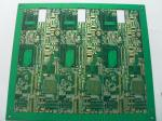 Quick Turn High Density Multilayer Prototype PCB Boards FR4 Immersion Gold