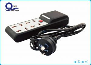 China Smart 8 Port Portable USB Wall Charger 5V 10.2A Full Current Short Circut Protection on sale