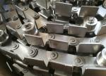 Durable Single Strand Roller Chain , Transmission Roller Chain ANSI Standard
