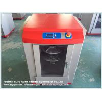 China Automatic Paint Mixer Macchine With Rotary Plate / Color Mixing Equipment on sale