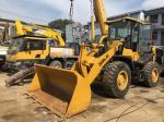 162kw 2018 Year SDLG LG936 3t Bucket Used Payloaders
