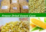 Classic Organic Freeze Dried Sweet Corn / Juiciest Bulk Organic Baby Corn