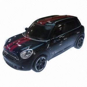 Scale MiniCountryman JCW RC Car With Four Functions - C car