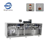 China oral nutrient solution/vitnam Plastic Ampoule Filling And Sealing Machine Liquid Ampoule Making Machine on sale