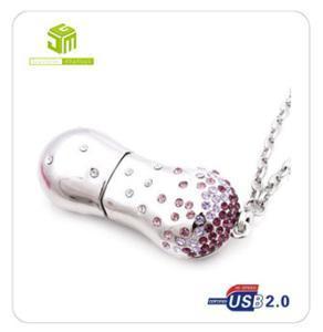 China Bulk Custom USB Flash Drive Free Logo Pen Drive (12) on sale