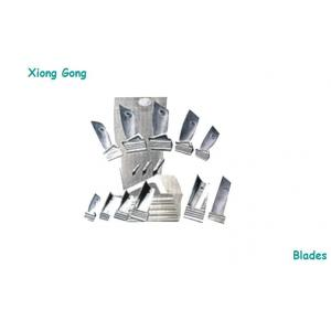 Turbine Blade Marine Turbocharger Parts ABB Martine Turbo VTC Series