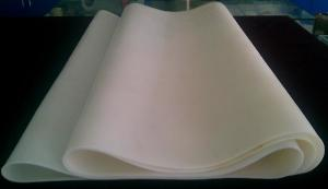 China Clear High Temperature Silicone Sheet Roll , Silicone Rubber Gasket Sheet on sale