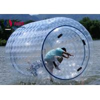 Outdoor Inflatable Zorb Ball / Water Roller Ball For Kids , Earth Friendly