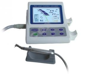 China Dual frequency Dental Endo Motor with Apex Locator / mobile dental unit , 5 working modes on sale