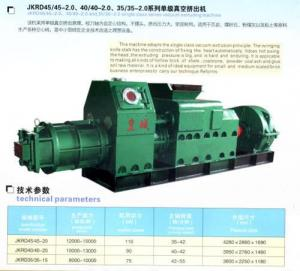 China Brick Production Line Clay Brick Making Machine on sale