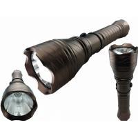 high brightness led flashlight rechargeable led light