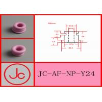 Industrial Aluminum Oxide Ceramic AL2O3 Alumina Ceramic Textile Eyelets Wire Guide