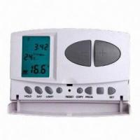 China Thermostat for Home System, with 2 x AA Size Batteries on sale