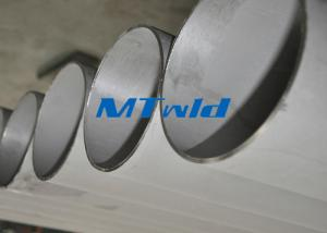 China 6 / 8 / 10SWG ASTM A790 Duplex Stainless Steel Pipe , Large Diameter Steel Pipe For Oil And Gas on sale