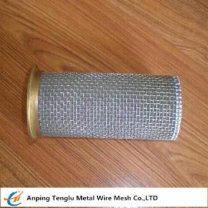 China Stainless Steel Cylinder Screen Filter|1-2400 mesh Supplied by China Factory on sale