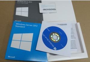 China MS Windows Server 2012 Standard/sever2012 datacenter 64-Bit 2cpu/2vm OEM on sale