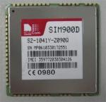 Módulo SIM900D de GSM/GPRS