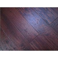 Spotted Gum Solid Timber Flooring, rustic surface, stain color, high JANKA hardness