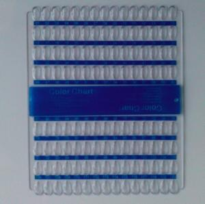 China 120 Nails With Number Uv gel  Nail Art Display /Uv gel Colour Chart/ Nail Colour Chart on sale