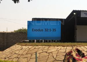China Mobile Totem LED Display Video Wall , Commercial Flexible LED Video Display Panels on sale