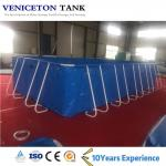 Veniceton Rectangular steel frame swimming pools