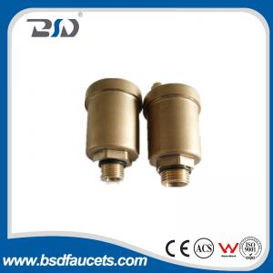 China UK  brass Plumbing& heating radiators automatic air vent valve from manufactory on sale