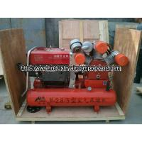 kaishan brand Low noise piston air compressor 1780 ×870×1240mm