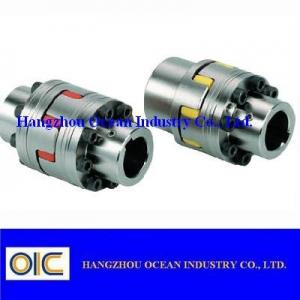 China Double cardanic type DKM Coupling , Size 19 , 24 , 28 MM on sale