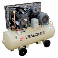 1.0 Mpa Low Pressure Air Compressor Machine Gray And Brown With 7.5KW High Power
