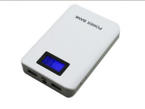 China LCD Power Bank 12000mAh/High Quality External Battery Charger Power Bank, Double Output Portable Power (SPB-1021) on sale