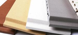 China Architectural Terracotta Panels / Flame Retardant ExteriorBuildingCladdingPanels on sale