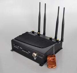 China Cell Phone Wireless Signal Jammer CDMA GSM DCS For Security on sale