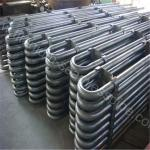 ASTM B338  Seamless titanium U tube for heat exchanger