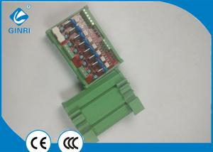 China DC24V PLC SCR Module Output Amplified Module PLC PNP NPN Control Board on sale