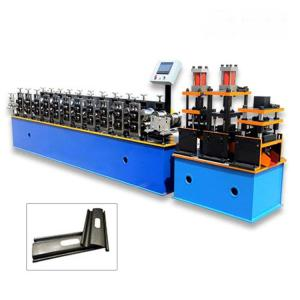 China Durable Shutter Door Forming Machine 0 - 15 M / Min Adjustable Working Speed on sale