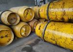 925 Ltr Cylinder Anhydrous Ammonia Gas R717 Refrigerant 99.6-99.8% Cold Store