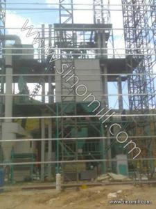 China Ring die  pellet  machine in Complete set of Animal Feed Mill Plant on sale