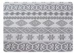 Tissu géométrique de dentelle de polyester pour le vêtement/rideau CY-CT8519