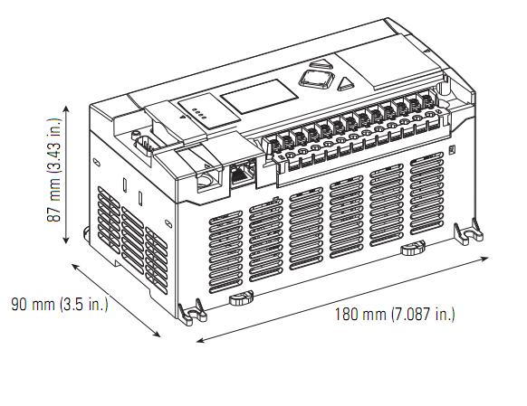 plc micrologix 1400 1766l32bwa/1766l32bwa  ec91085868