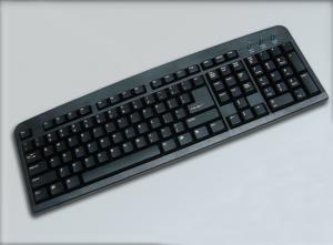 China OEM PS/2 or USB Laptop Computer Keyboard For Windows 95 / 98 / NT / ME / 2000 / XP / Vista on sale