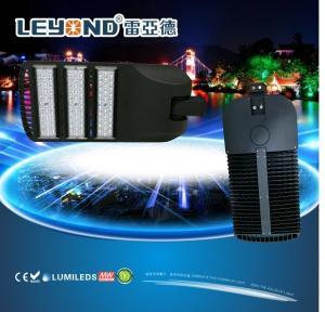 China Bridgelux Meanwell LED Street Lighting Module Series 60w 90w 120w 160w 200w LED Street Lamp on sale