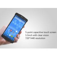 PE Fast Charging Android Handheld Bluetooth UHF Reader Scanner Long Range UHF RFID