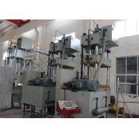 Four Column 500 Ton Hydraulic Press Machine Siemens Motor High Precision